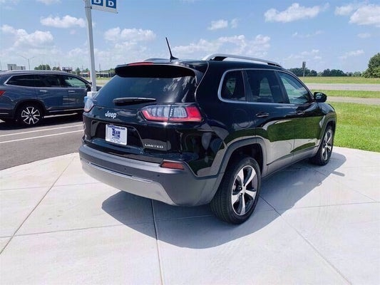 2019 Jeep Cherokee Limited - Jeep dealer in Baton Rouge LA ...